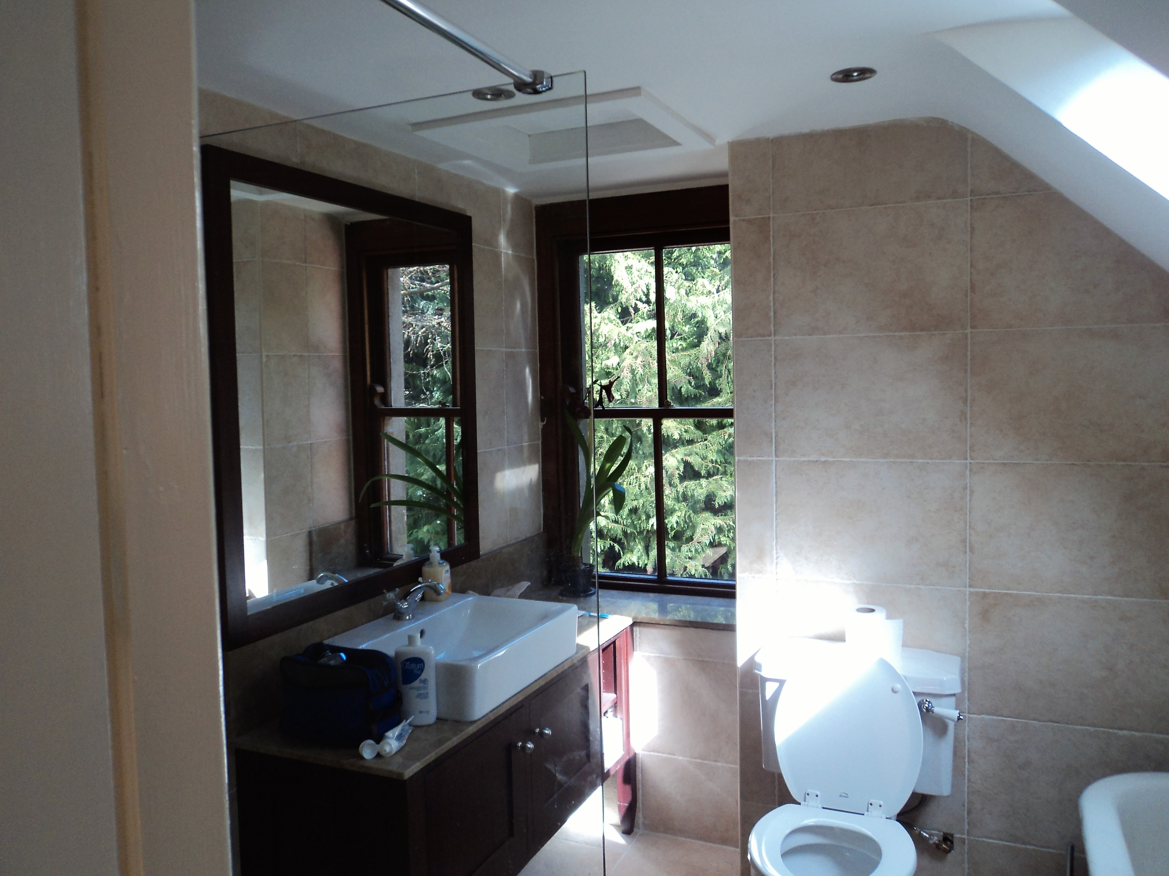 Bathroom Rennovation in Avoca, Co. Wicklow