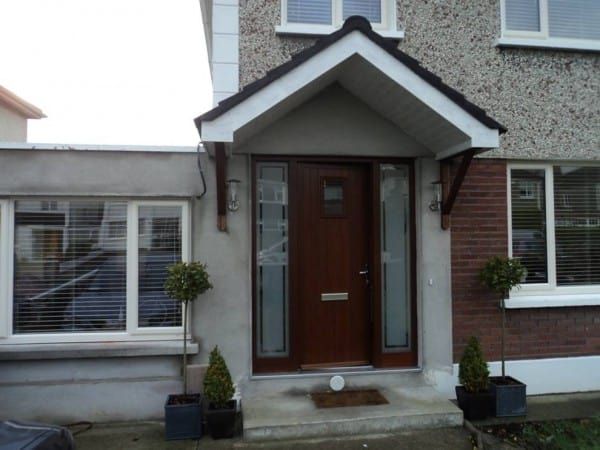 . Front of house Extension in South Dublin