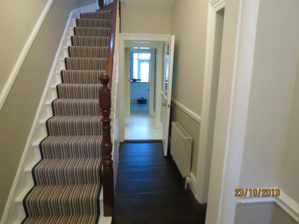 New staircase, interior renovation in Greystones, Co. Wicklow