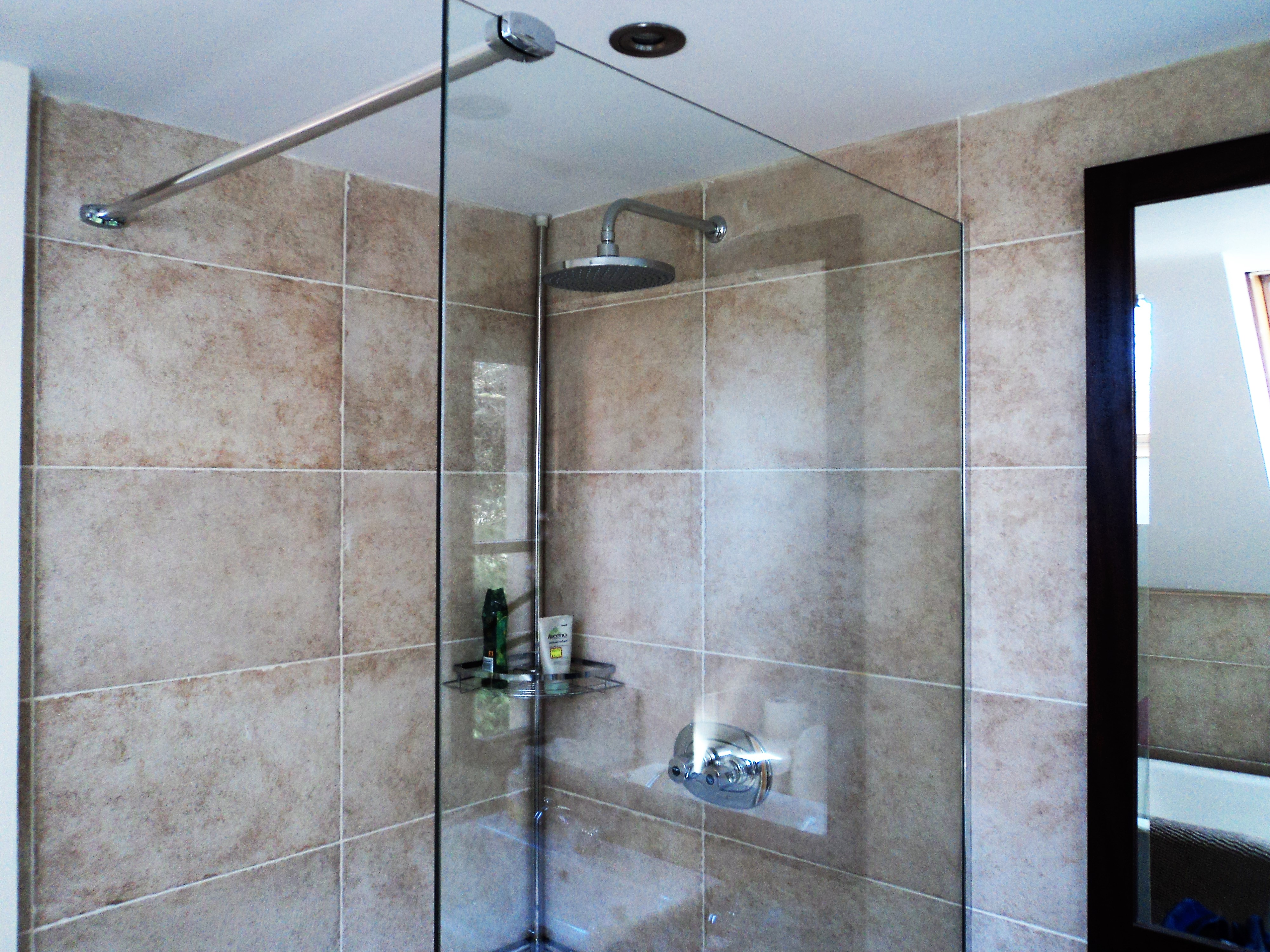 Shower Bathroom Rennovation in Avoca, Co. Wicklow